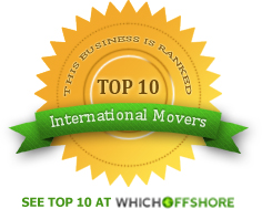 Top Ten International Movers