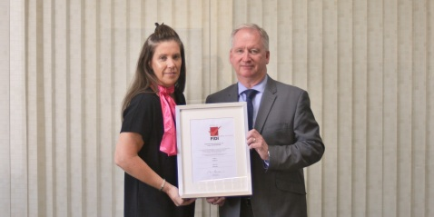 Pictured: Tracey Rogers and Steve Wilkins from Pickfords