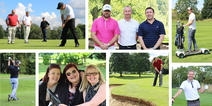 NSPCC Golf day 2015