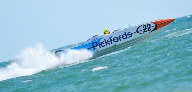 P1 Powerboat Bournemouth 2015 Tim Piper