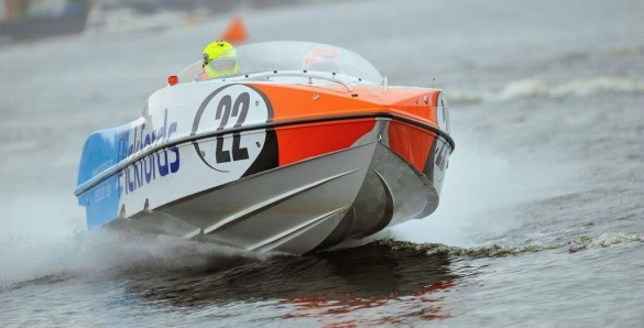 Pickfords Powerboat Cardiff 2015